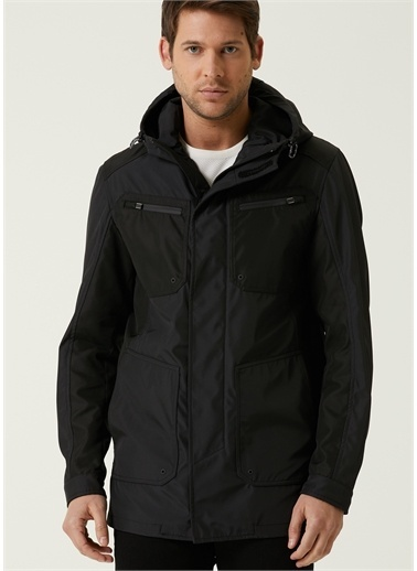 Canali Ceket Siyah